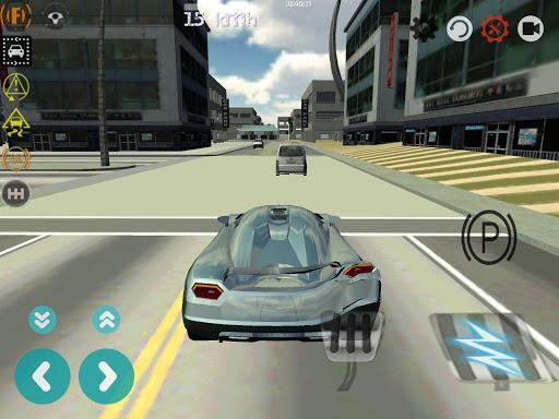 Car Drift Simulator 3D apkpoly screenshots 4