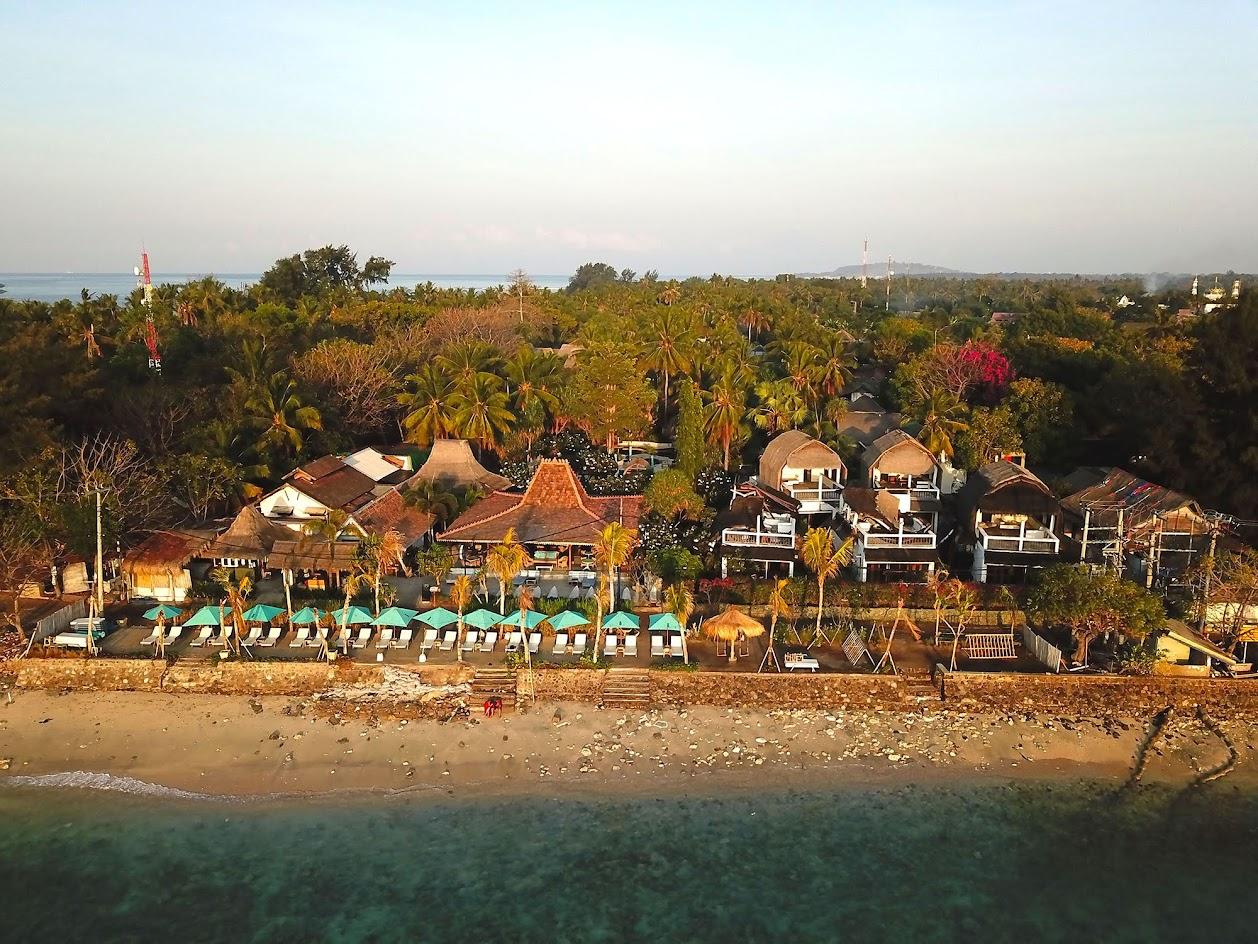 Dias 57 a 59 - O que fazer em GILI AIR para aproveitar este pedaço de paraíso em Lombok | Indonésia
