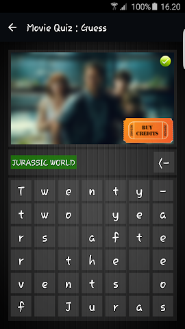 android Movie Quiz Screenshot 4