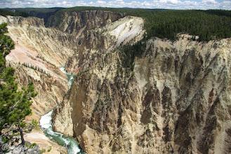 Photo: Yellowstone Canyon