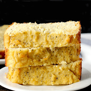 Paleo Lemon Poppy Seed Bread.