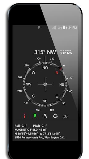 LED Compass 1.9.9 screenshots 1
