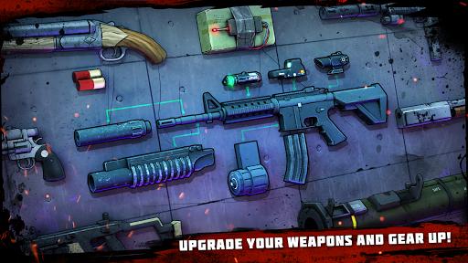 Zombie Conspiracy: Shooter screenshots 8