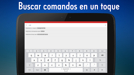 OK Google Comandos De Voz Screenshot
