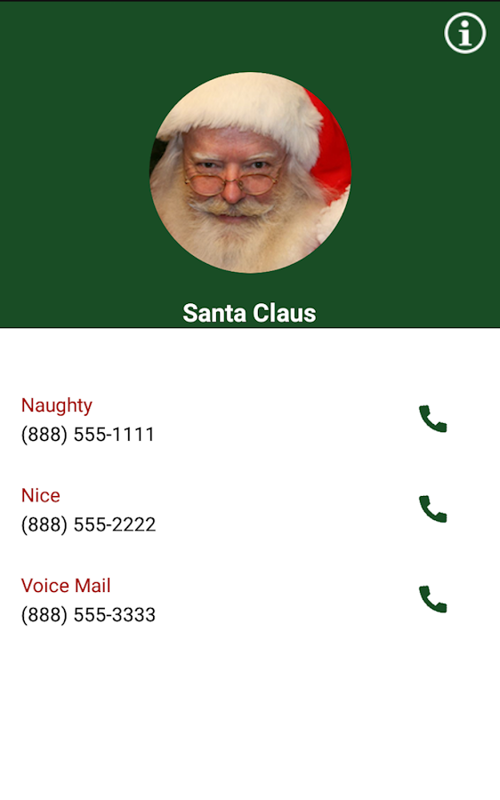 Video Calls With Santa- screenshot