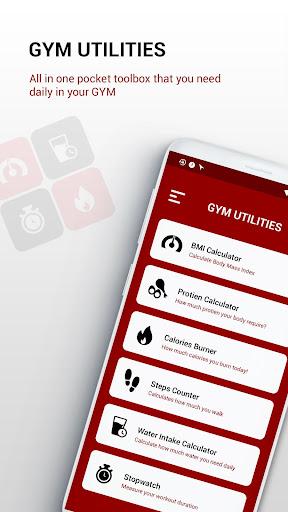 download fitness bodybuilding utilities fat calculator for free