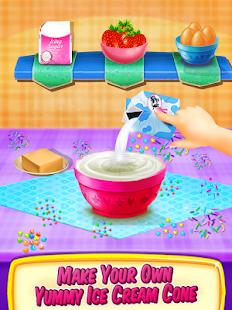 Cool Ice Cream Land Screenshot