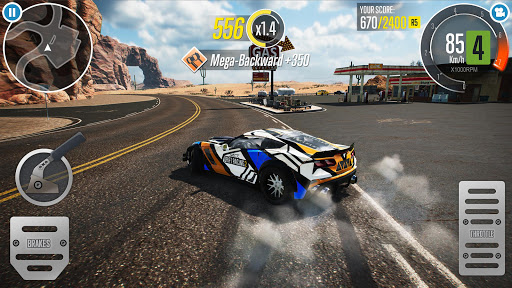 CarX Drift Racing 2  captures d'u00e9cran 2