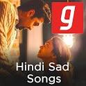 Hindi Sad Songs App icon