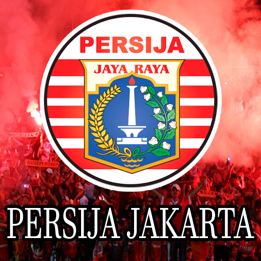 76 Persija Jakarta Wallpapers Wallpaper Cave Logo Persija Keren