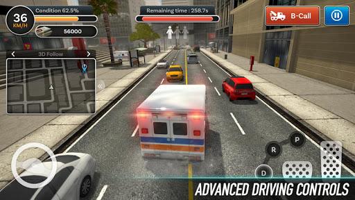 City Ambulance - Rescue Rush 1.1.3911 screenshots 1