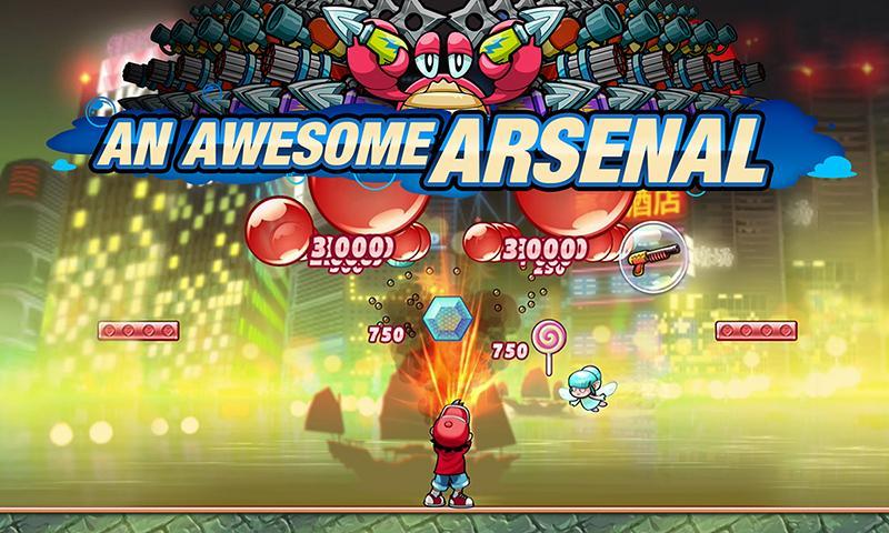 Pang Adventures screenshot #4