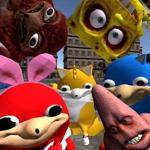 Ugandan Knuckles Simulator. Meme Salvation 3D Online PC (Windows / MAC)