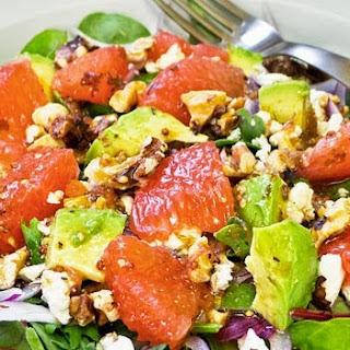 Pink Grapefruit Salad Recipes.