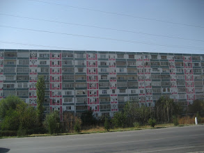 Photo: Soviet era apartments