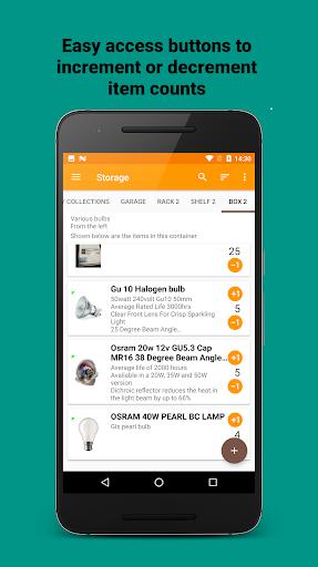 My Storage Manager 3.9.2 screenshots 7