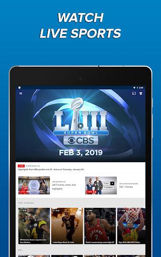 CBS Sports App - Scores, News, Stats & Watch Live 9.9.1 screenshots 12