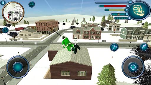 Crime Santa Claus Rope Hero Vice Simulator 1.0 Cheat screenshots 1