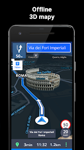 Sygic GPS Navigation & Maps Screenshot