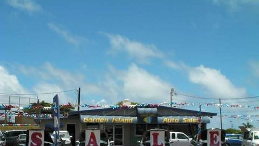 Island Auto Sales >> Garden Island Auto Sales Independent Car Dealer In Lihue