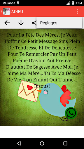 Download Belles Phrases Damour Sms Google Play Softwares