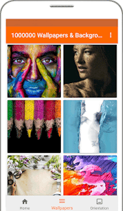 1000000 Wallpapers & Backgrounds v3.3 [Ad Free] APK 1