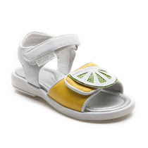 Step2wo Lemon - Hook and Loop Sandal SANDAL