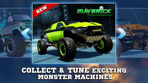 Monster Trucks Racing 2020 apkpoly screenshots 4