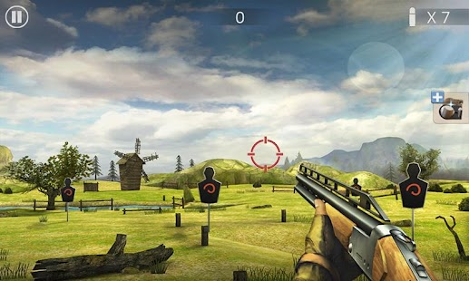 Skeet Shooting 3D- screenshot thumbnail