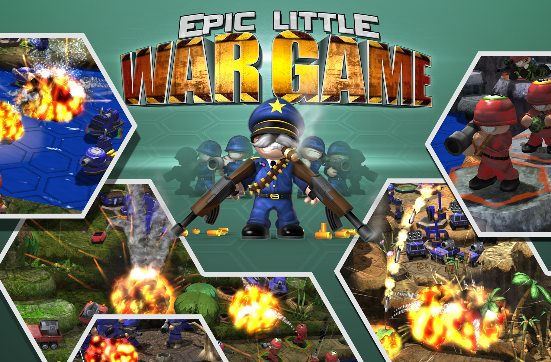 Epic Little War Game screenshot #6