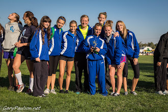 Photo: Awards: Varsity Girls - Division 2 - 2nd Place: Deer Park 44th Annual Richland Cross Country Invitational  Buy Photo: http://photos.garypaulson.net/p660373408/e4603882c