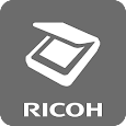RICOH SP C260 series Scan icon