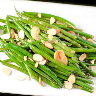 Lemon Garlic Green Beans