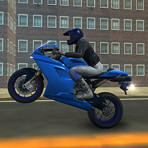 City Moto Driving GP 2016 for PC and MAC