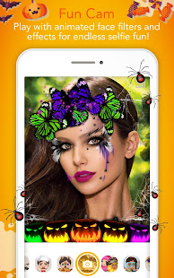 YouCam Fun – Snap Live Selfie Filters & Share Pics 2
