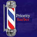 PRIORITY - #1 Barber Booking App icon
