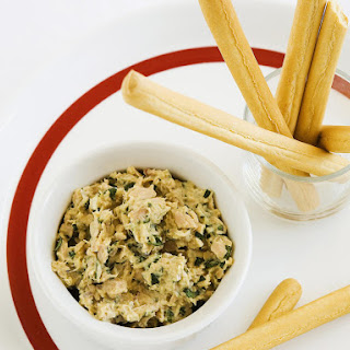 Tuna and Cilantro Dip