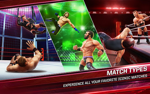 WWE Mayhem 1.11.174 gameplay | by HackJr.Pw 12