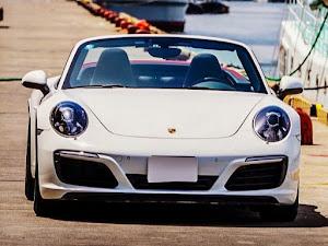 911 991H2 carrera S cabrioletのカスタム事例画像 Paneraorさんの2020年08月21日20:40の投稿
