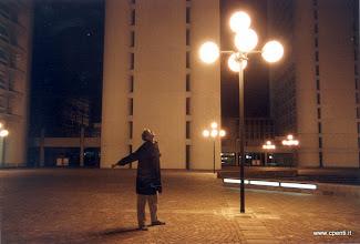Photo: Jeff alle torri di Kenzo / Jeff at the Kenzo towers