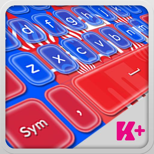 个人化のキーボードプラスロシア LOGO-記事Game