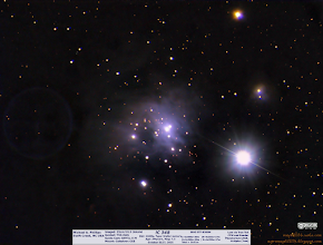 Photo: Nothing special but here'sIC348 from last fall, a year ago! :|