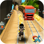 Game Subway Ninja Surf Run - Escape The Jungle Temple 2 APK for Kindle