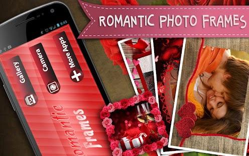 Romantické Foto Rámečky - náhled