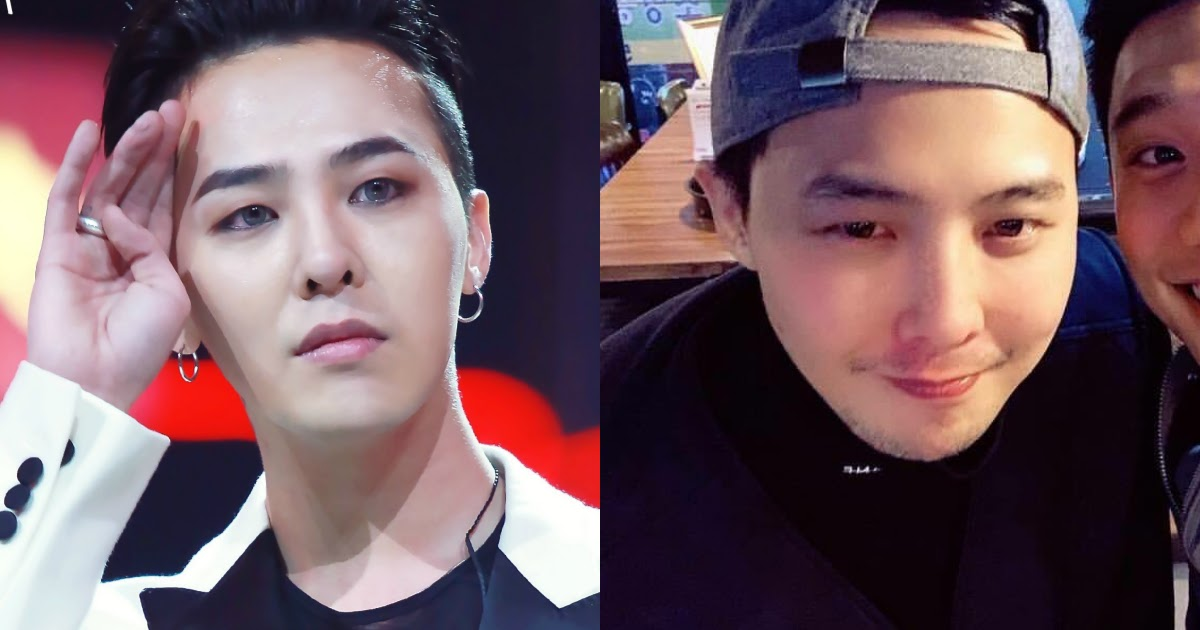 gdragon weight gain photo