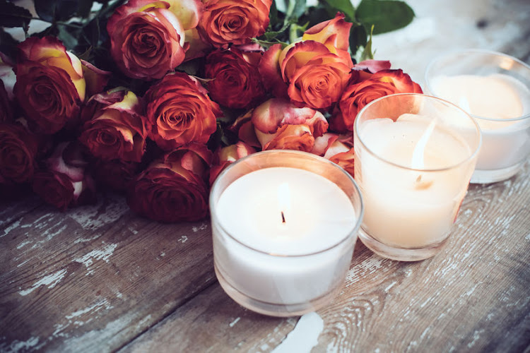 Add a difference scent to the air this Valentine's Day with unique scented candles.