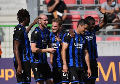 Le Club dévoile sa sélection pour le derby brugeois : Un absent et le retour d'une pièce maîtresse
