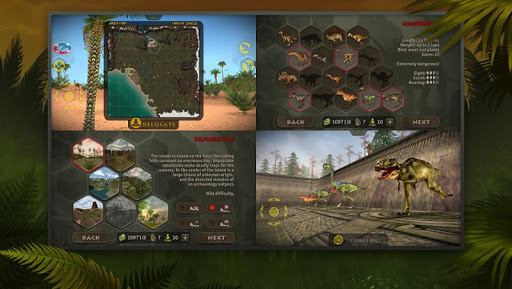 Carnivores: Dinosaur Hunter HD  screenshots 23