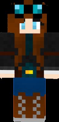 minecart nova skin
