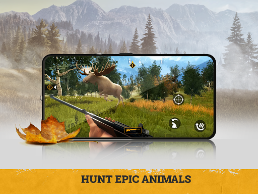 theHunter - 3D hunting game for deer & big game 0.11.2 screenshots 1